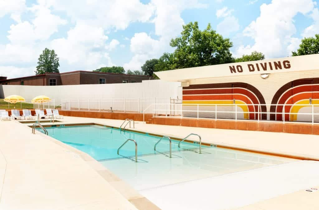 Dive Motel Pool 3